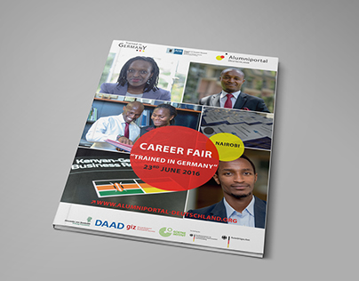 Trained in Germany Career Fair 2016