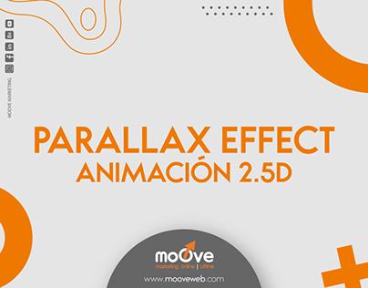 Parallax Effect (Animación 2D)