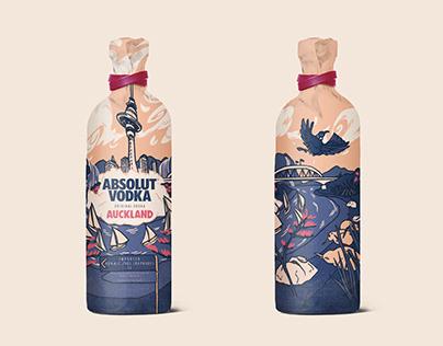 City of Sails - Absolut Vodka
