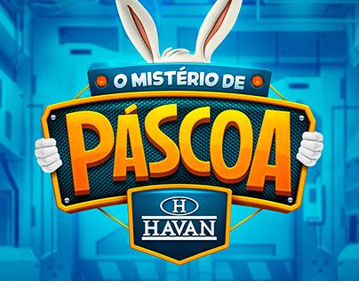 "Campanha ""O Mistério de Páscoa Havan"" 2019"