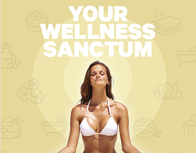 Wellness sanctum commercial web campaign - Groupon.