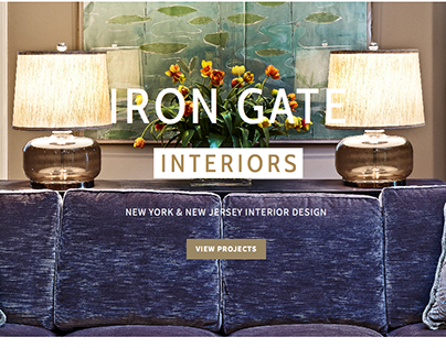 Iron Gate Interiors