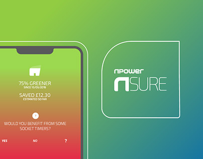 NSURE by Npower - Concept App