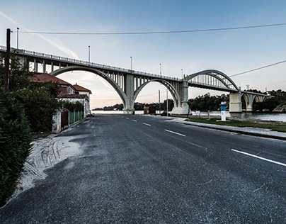 Pedrido bridge // Bridges of Spain
