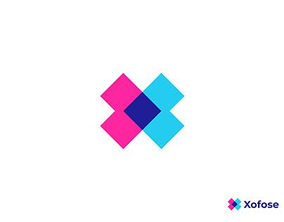 Xofose - x Letter Logo