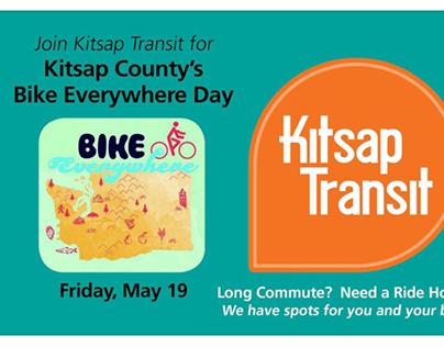 Kitsap Transit Social Media