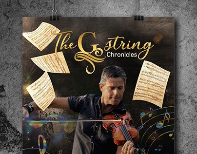 Gary Lovini - The G String Chronicles Show Poster