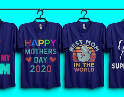 MOM T-shirt Design.