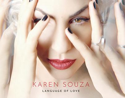 Karen Souza - Language of Love.