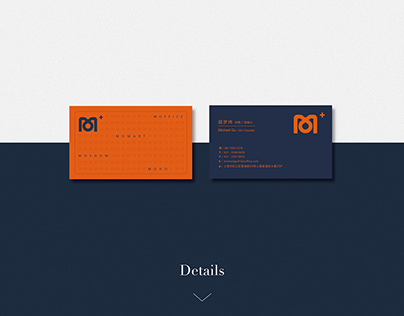 MO+ | Business Card