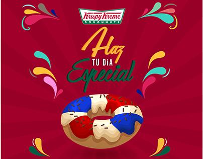 Propuesta creativa - Krispy Kreme