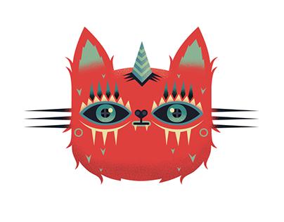 Kitties poster | Zibra
