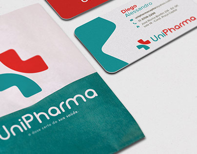 Unipharma | Branding