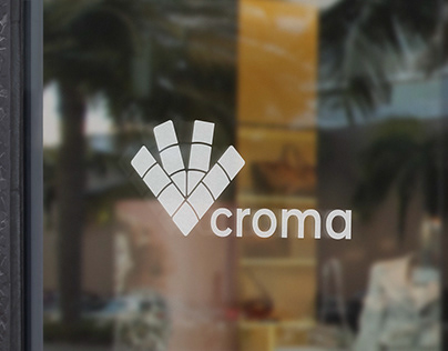 VISUAL IDENTITY || CROMA