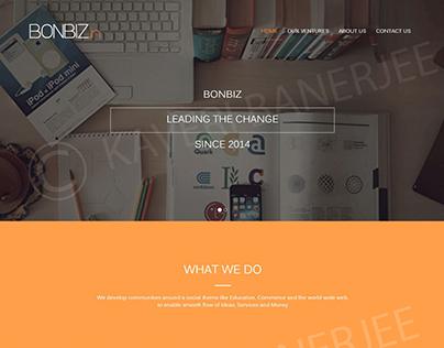 BonBiz - Responsive Website