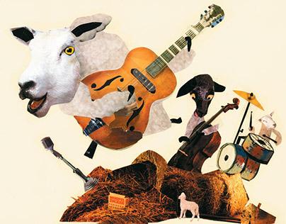 Wolle & die Lammfellos childrens book