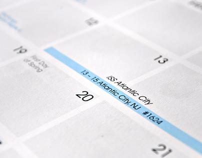 2015 Heritage Sportswear Calendar