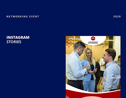 Instagram Stories - Networking Event