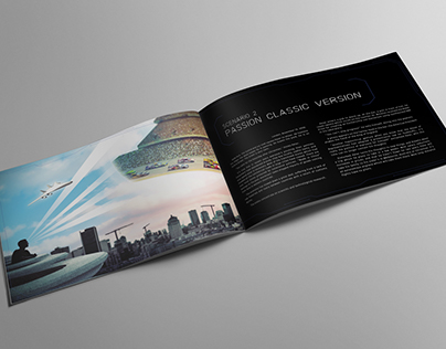 ILLUSTRATIONS Brochure ACO / Michelin