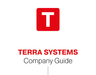 TERRA SYSTEMS Company Guide | 2016