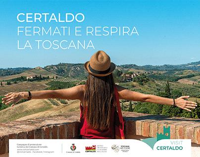 Promozione turistica Certaldo 2020