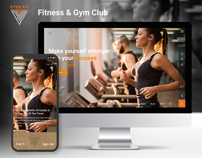 Fitness & Gym «GTEX.FIT»