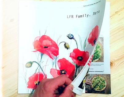 "Газета ""LFR Family"""