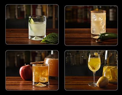 Perricone Farms - Juice Bar & Table