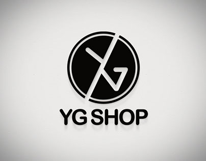 YG Shop | Fashion Logo Design