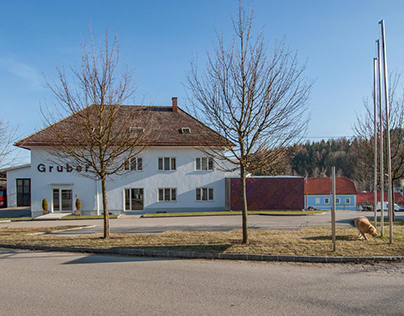 renovation & extensiongruber company, gaspoltshofen, a