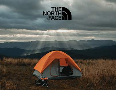 The North Face - Flat Drawings