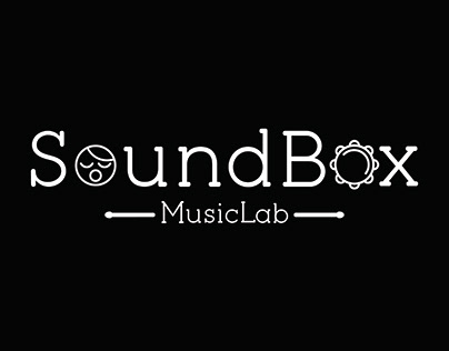 SoundBox MusicLab || Desenvolvimento de Marca (irmã)