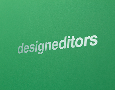 designeditors | Editorial Design
