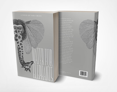 Water For Elephants: Book Cover Design