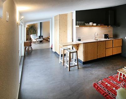 Apartment / atelier in Valverde