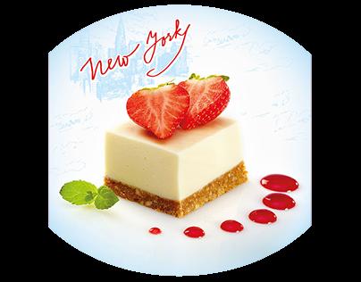Рецепт чизкейка «New York»
