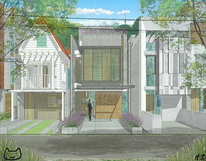 5x11 / 5x15 house