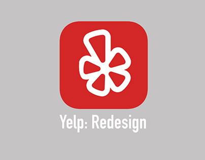 Yelp App-redesign