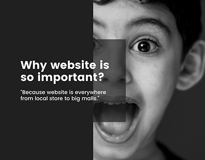 Why website is so important?