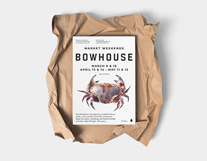 Bowhouse Market Weekends