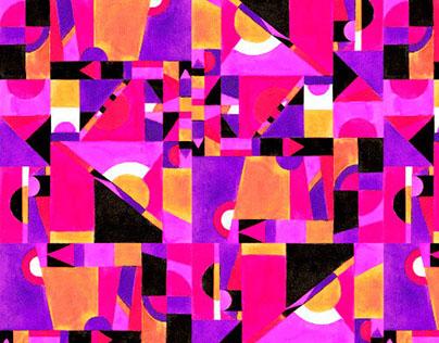 Geomtropy - Pattern Design