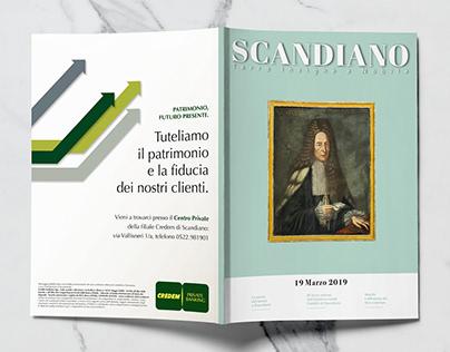 Magazine Scandiano 2019