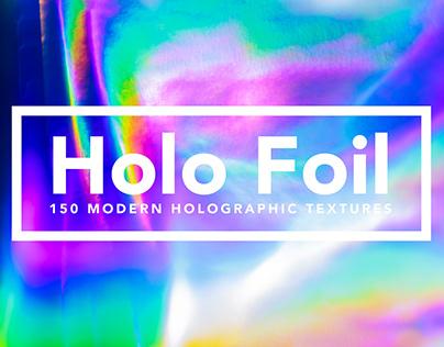 Holo Foil - Holographic Textures