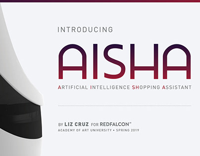 AISHA | Artificial Intelligence Shopping Assistant