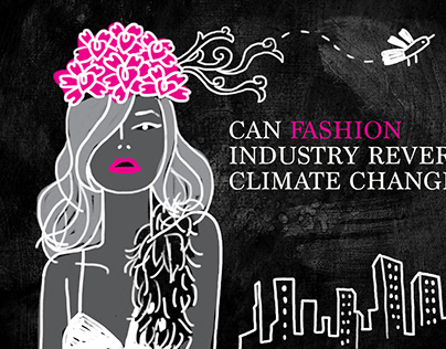 Fashion Industry and Global Warming