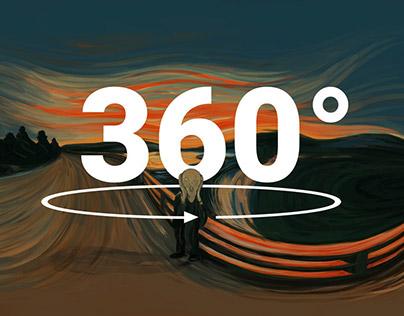 The 5th Scream VR 360 Immersion version