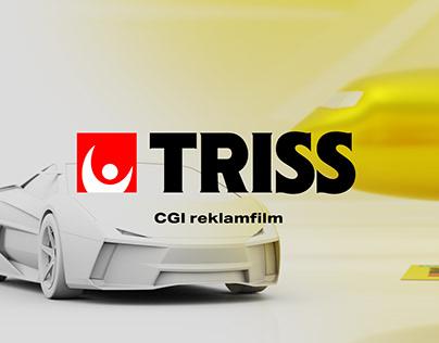 Triss CGI reklamfilm