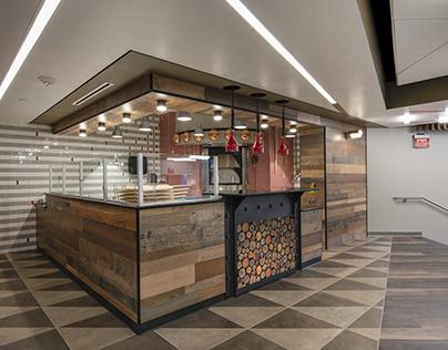 Metro Tech Cafe Renovation Phase I & II