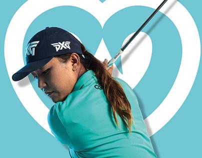 Lydia Ko Logo Design