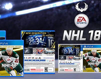 EA NHL Full Cover Concepts